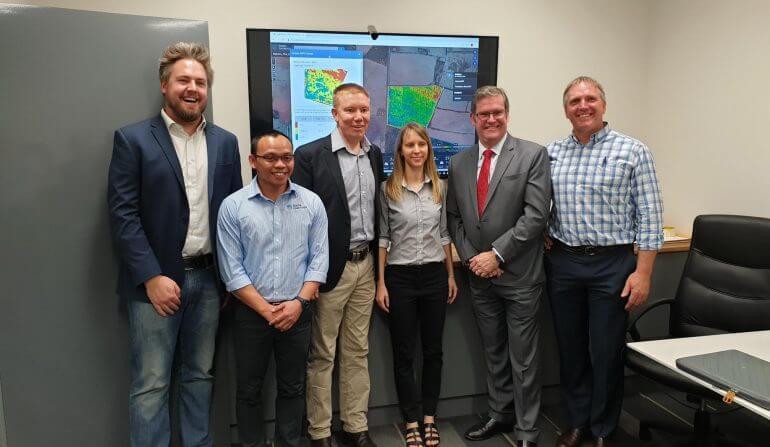 DataFarming wins funding