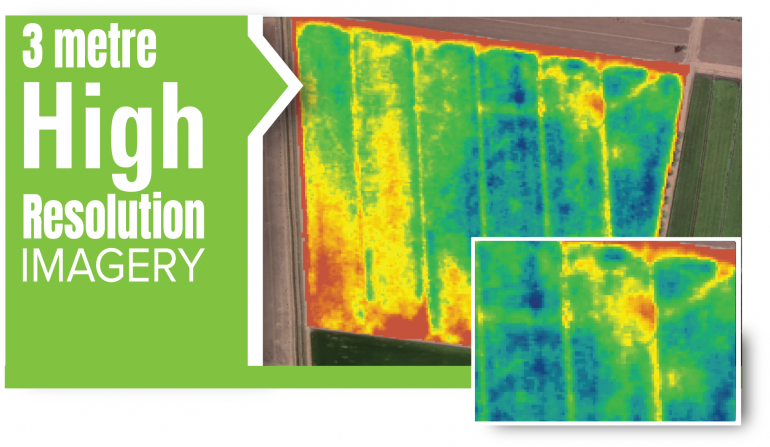 3m high resolution imagery | Datafarming