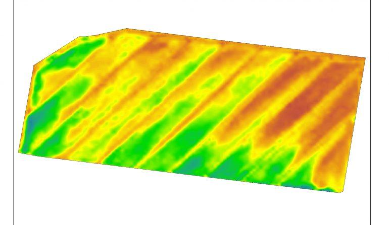 New 1.5m high resolution satellite imagery datafarming